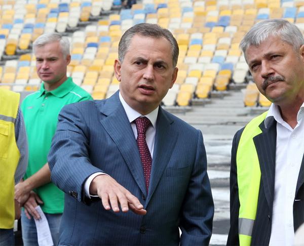 На подготовке к «Евро-2012» украдено до 2 млрд. долларов – эксперты