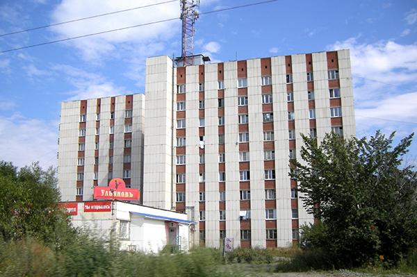 """Общежитие КБМ для молодых специалистов """"Бастилия"""""""